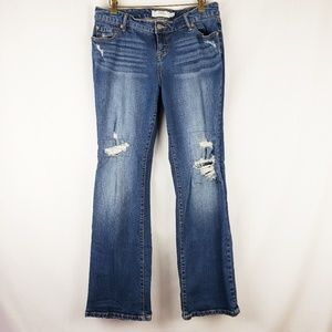 Torrid Distressed Jeans